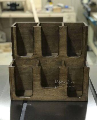 Барный органайзер для стаканов