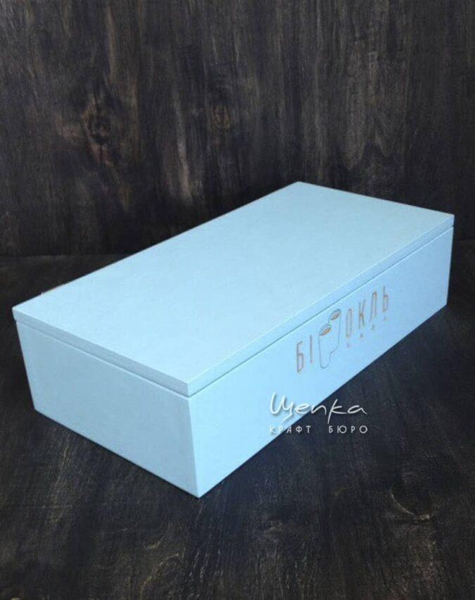 Коробка для чайных пакетиков